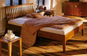 Schlafzimmer einrichten - Ratgeber Bett und Matratzen