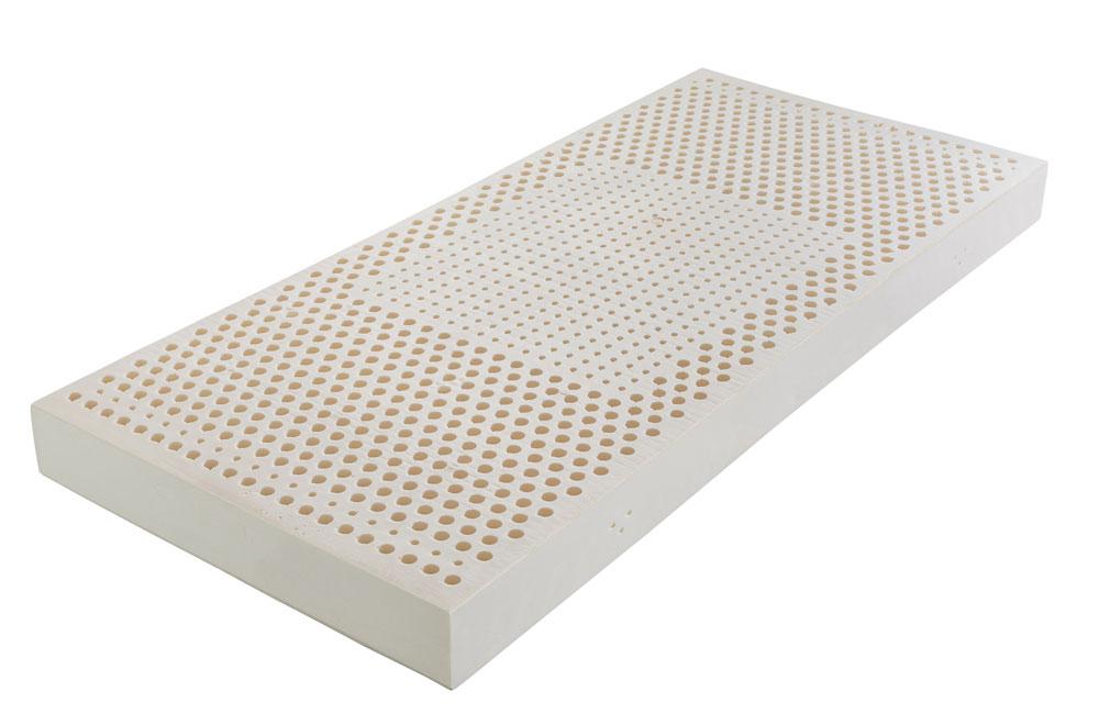 Mischlatexmatratze Latex Eco, die preiswerte alternative zur Naturlatexmatratze.