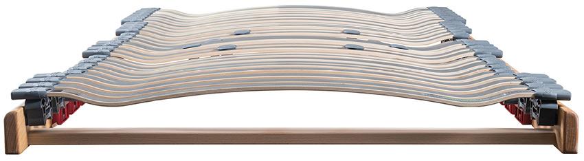 verstellbarer Lattenrost Mellow Flex Unterfederungssystem